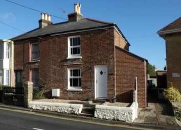 Thumbnail 2 bed end terrace house for sale in St Helens, Ryde, Isle Of Wight