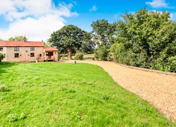 Thumbnail 5 bed cottage for sale in Burton Lane, Burton Coggles, Grantham