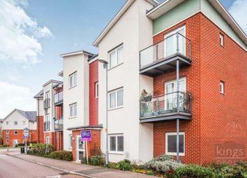 Thumbnail 2 bedroom flat for sale in Torkildsen Way, Harlow