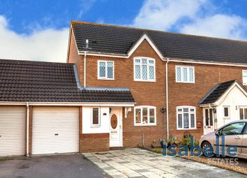 Thumbnail 3 bed semi-detached house for sale in Kayser Court, Biggleswade