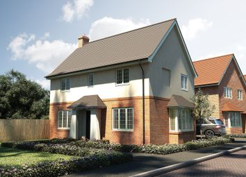 "Thumbnail 4 bed detached house for sale in ""The Arlington"" at Thatcham Road, Walton Cardiff, Tewkesbury"