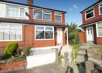 Thumbnail 2 bed flat for sale in Moray Road, Chadderton, Oldham