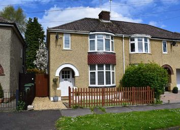 Thumbnail 3 bed semi-detached house for sale in Beechwood Road, Chippenham, Wiltshire