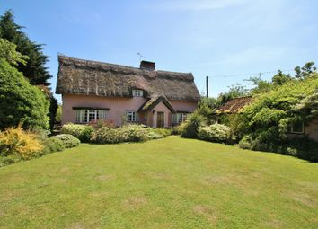 Thumbnail 3 bed detached house for sale in Bacton, Stowmarket, Suffolk
