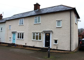 Thumbnail 2 bed end terrace house for sale in Brewery Lane, Baldock
