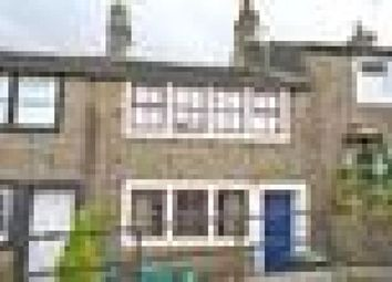 Thumbnail 2 bed terraced house to rent in Bridge Street, Oakworth, West Yorkshire