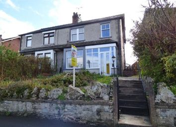 Thumbnail 3 bed semi-detached house for sale in Park Road / Drive, Ulverston, Cumbria