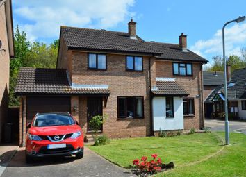 Thumbnail 3 bed semi-detached house for sale in Larch Close, Taunton, Somerset