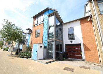 Thumbnail 4 bed property for sale in Ramblers Lane, Newhall, Harlow