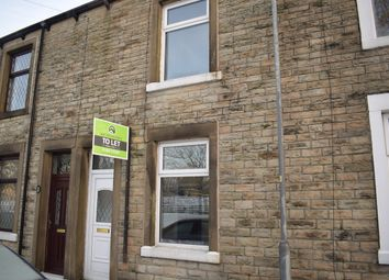 Thumbnail 2 bed terraced house to rent in Harrison Street, Barnoldswick, Lancs