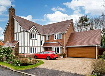 Thumbnail 5 bed detached house for sale in Pirie Close, Harbury