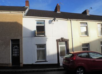 Thumbnail 2 bedroom terraced house to rent in Cae Rowland Street, Swansea