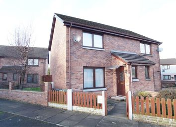 Thumbnail 2 bed semi-detached house for sale in Kirkland Meadows, Wigton, Cumbria