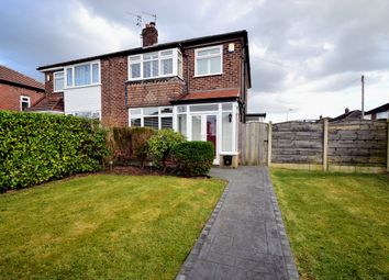 Thumbnail 3 bed semi-detached house for sale in Knowsley Road, Hazel Grove, Stockport