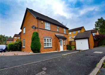 Thumbnail 3 bed detached house for sale in Tom Williams Way, Two Gates, Tamworth, Staffordshire