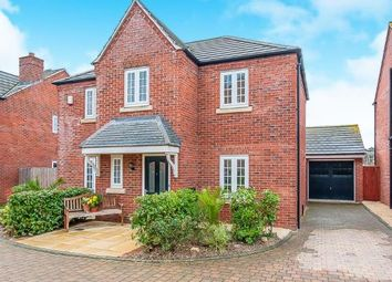 Thumbnail 4 bedroom detached house for sale in Charlotte Way, Peterborough, Cambs, .