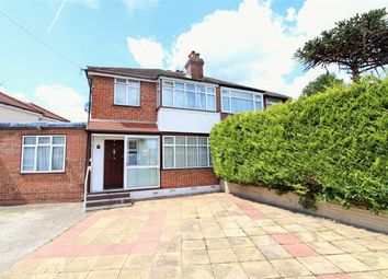 Thumbnail 4 bed semi-detached house for sale in Morley Crescent East, Stanmore