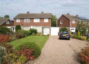 Thumbnail 3 bed semi-detached house to rent in Brookside Road, Barton Under Needwood, Burton-On-Trent, Staffordshire