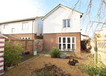 Thumbnail 3 bed terraced house for sale in The Saltings, Greenhithe, Kent