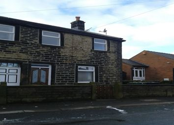 Thumbnail 2 bed cottage to rent in Chapelgate, Scholes, Holmfirth