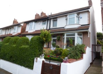 Thumbnail 3 bed semi-detached house for sale in Netherton Road, Moreton, Wirral