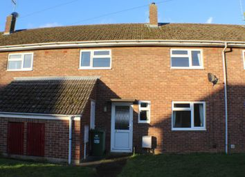 Thumbnail 3 bed terraced house to rent in Broadhurst Road, Wittering, Peterborough