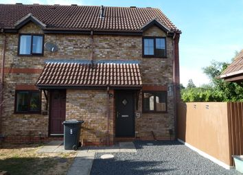 Thumbnail 2 bedroom end terrace house for sale in Coopers Elm, Quedgeley, Gloucester