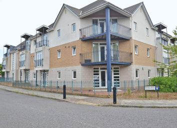 Thumbnail 2 bed flat for sale in Brandling Court, Hackworth Way, North Shields