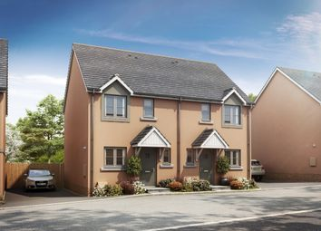 Thumbnail 2 bed semi-detached house for sale in Cornwood Road, Ivybridge