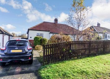 Thumbnail 2 bed bungalow for sale in West View, Wideopen, Newcastle Upon Tyne