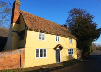 Thumbnail 4 bed detached house for sale in Dedham Road, Stratford St Mary, Colchester