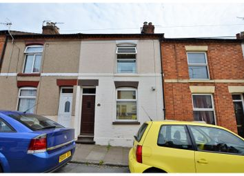 Thumbnail 3 bed terraced house for sale in Northcote Street, Northampton