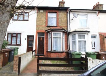 Thumbnail 3 bed terraced house for sale in Wedderburn Road, Barking, Essex
