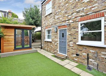 Thumbnail 2 bed end terrace house to rent in Berrymede Road, Chiswick, London