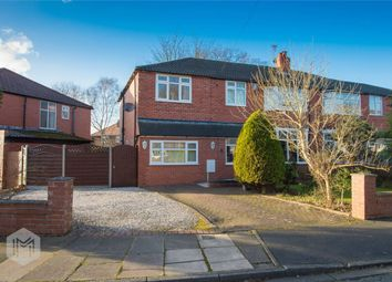 Thumbnail 5 bedroom semi-detached house for sale in Maple Grove, Worsley, Manchester