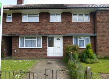 Thumbnail 3 bed terraced house for sale in Oakwood Avenue, Dunstable