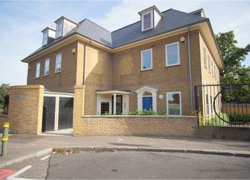 Thumbnail 2 bedroom flat for sale in 197 London Road, Morden