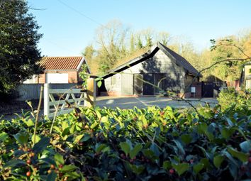 Thumbnail 2 bed detached house to rent in Low Road, Tasburgh, Norwich