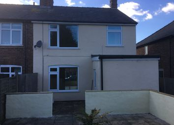 Thumbnail 3 bed semi-detached house to rent in Hawarden Road, Penyffordd, Chester