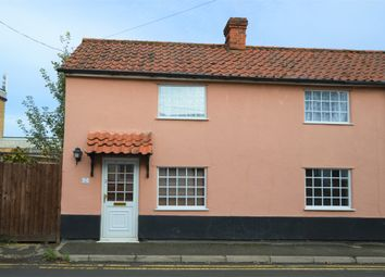Thumbnail 2 bed semi-detached house for sale in Chauntry Road, Haverhill