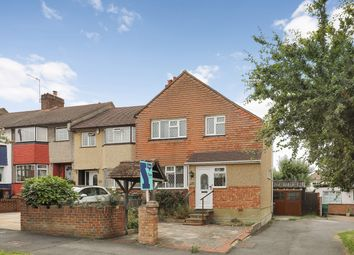 3 bed end terrace house for sale in Buckland Way, Worcester Park KT4