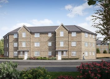 "Thumbnail 2 bed flat for sale in ""The Corby"" at Clarks Close, Yeovil"