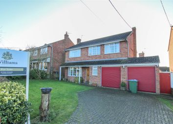 Thumbnail 4 bed detached house for sale in Upper Street, Quainton, Aylesbury