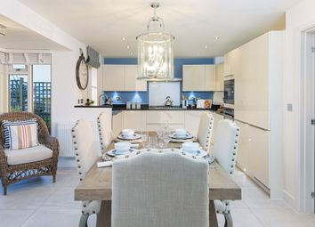 "Thumbnail 4 bed detached house for sale in ""Holden"" at Dragon Rise, Norton Fitzwarren, Taunton"