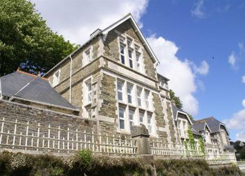 Thumbnail 3 bed flat for sale in Daglands Road, Fowey