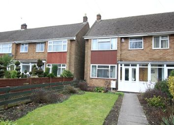 Thumbnail 3 bedroom end terrace house for sale in Brinklow Road, Binley, Coventry
