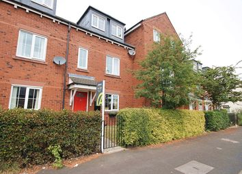 Thumbnail 3 bed town house for sale in Harrison Close, Warrington