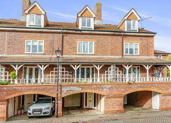 Thumbnail 4 bedroom terraced house for sale in Beddington Court, Lychpit, Basingstoke