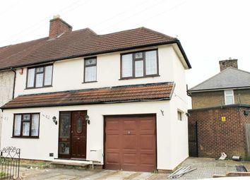 Thumbnail 3 bedroom semi-detached house to rent in Sheppey Road, Dagenham, Essex