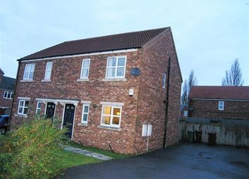 Thumbnail 3 bed semi-detached house to rent in Priory Lane, Scunthorpe